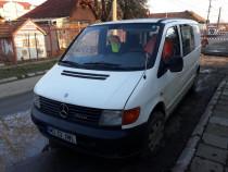 Mercedes vito schimb variante