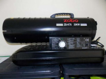 Tun de caldura diesel ZOBO ZB-K70 cu termostat, putere 20kW
