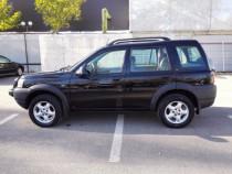 SUV Land Rover Freelander Inmatriculat
