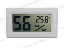 Termometru, higrometru digital, cu afisaj LCD - 105152