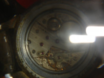 Ceas Titus Geneve Non Magnetic 17 rubine