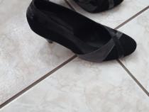 Pantofi din piele naturală - noi