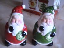 Set figurine mos Craciun