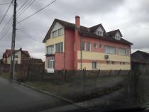Clădire Birouri P+E+M str George Enescu