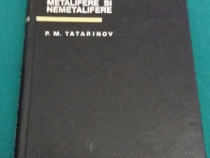 Condițiile de formare a zăcămintelor de minereuri metalifere