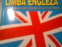 Lecții de limba engleză nivel mediu și avansat - E Iarovici