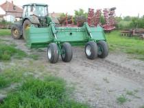 Gredera nivelatoare pentru utilaje agricole si constructii.