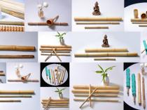 Kit bambus pentru masaj profesional