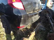 Bara spate Renault Clio 3 cu senzori parcare bara spate Clio