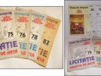 4 cataloage preturi obiecte de arta - alis - 1994 (1)