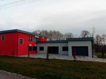 Cazare muncitori in 5 camere duble Beclean