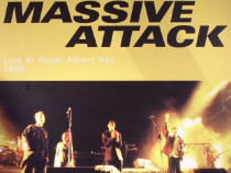 Massive Attack – Live At Royal Albert Hall 1998 (2xLP vinyl