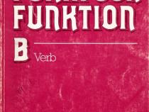 Mal form och funktion B Verb
