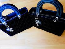 Genti Christian Dior catifea new model calitate garantata