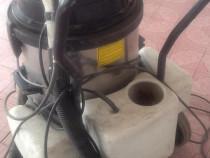 Aspirator tapiterii  umed  -  uscat  cu injectie si e