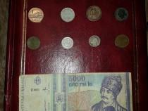 Set rar colectie: Monede romanesti vechi istorice(1900-66')