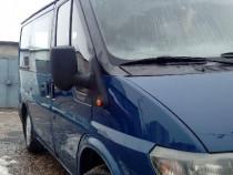 Ford transit 5 + 1