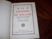 La chanson de Roland, publie d'apres le manuscrit d'Oxford *