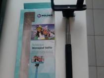 Monopod telescopic selfie Bluetooth, 105 cm ,nou nout,la cu