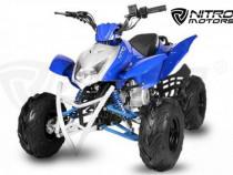Model Nou:Atv V6 Alien Roti:7 Inch/D-N-R Culoare:Albastru