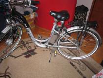 Bicicleta electrica alu rex german design