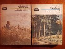 Antologie de poezie rusa (V 1-2) de Tatiana Nicolescu