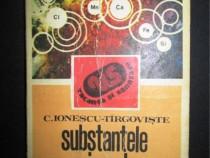 Substantele minerale in alimentatie c. ionescu-tirgoviste