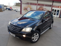 Mercedes-benz ml280 4x4 4matic 7g tronic 2007 full!!