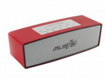 Boxa portabila WS-636 Bluetooth, 2 x 3W, microSD > 2 culori