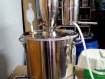 Cazan profesional de tuica, fermentator, distilator