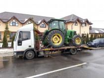 Transport auto - utilaje agricole - dube