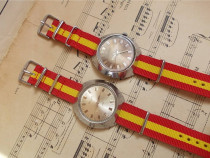 2 ceasuri Poljot cal 2609.H si 2614.2H, 17 rubine, anii 70
