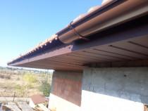 Executam acoperisuri din tabla  DE L A. (AZ )
