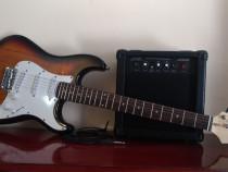 Chitara electrica Weinberger + amplificator 15W