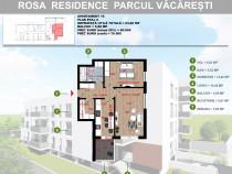 Apartament 2 camere decomandat delta vacaresti