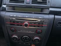 Radio CD Mazda 3 2003-2009 original Display dezmembrez Mazda