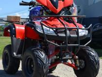 Atv nitro 125cc t-rex rg7 automat, nou cu garantie #red