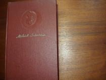 Mihail Sadoveanu - Opere 9 ( 1957, cartonata, 629 pagini )
