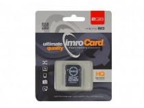 Card memorie microSD Imro 2 Gb Clasa 4 cu adaptor NOU L209