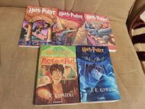 Harry Potter 1-5-J.K.Rowling (5 vol)