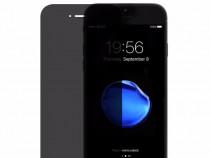 Folie Sticla Securizata Privacy Neagra - Iphone 7 7+ 8 8+