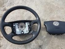 Volan 4 spite cu airbag VW Golf 4