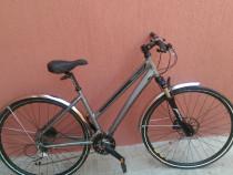 Bicicleta Trek soho pentru cunoscatori