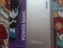 Power bank Akyta 4000 mah