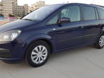 Opel Zafira . An 2007 . Klima . 7 Locuri . Pilot Automat