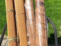 Jaluzele bambus deosebite