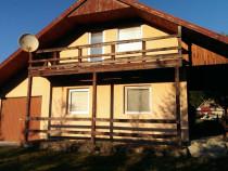 Casa de vacanta Baraj Les (coada lacului ), p+m sc 200,