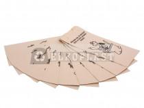 Pungi de hârtie pentru excremente de câine - un set de 25