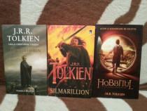 J.R.R.Tolkien carti (3 vol)