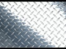 Tabla aluminiu striata 1.5x1250x2500mm Diamond Stea